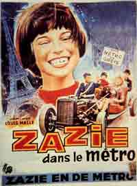 Madcap French New Wave Comedy