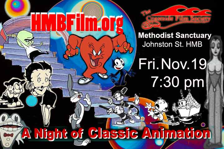 An Evening of Classic Animation