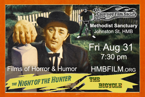 Friday is Film Night in Half Moon Bay