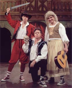 THE REDUCED SHAKESPEARE COMPANY's Complete Works of Shakespeare (abridged)